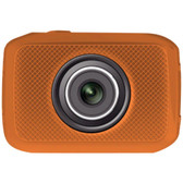PYLE-SPORTS PSCHD30OR 5.0 Megapixel 720p Sport Action Camera with 2 Touchscreen (Orange)