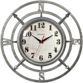 WESTCLOX 32021C 14 Round Compass Wall Clock