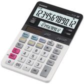 CASIO JV-220 Dual Display Compact Desktop Calculator