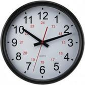 TIMEKEEPER OP201 14 24-Hour Wall Clock