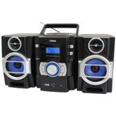 Naxa Portable MP3/CD Player with PLL FM Radio  USB Input