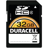 DURACELL DU-SD-32GB-R 32GB Class 4 SDHC(TM) Card