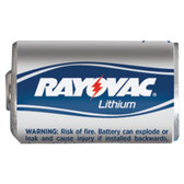 RAYOVAC RLCR2-2 3-Volt Lithium CR2 Photo Battery, Carded (2 pk)