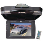 PYLE PLRD133F 12.1 Ceiling-Mount LCD Monitor with DVD Player & IR Transmitter