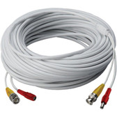 LOREX CB120URB Video RG59 Coaxial BNC/Power Cable (120ft)