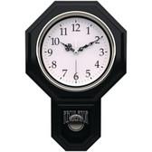 TIMEKEEPER 180BWAC 12 x 17 Essex Pendulum Wall Clock