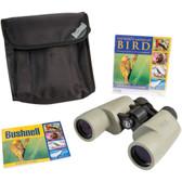BUSHNELL 118042C Birder 8 x 40mm Porro Binoculars with CD