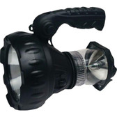 CYCLOPS CYC-RL3WLAN 140-Lumen 3-Watt Rechargeable Spotlight/Lantern Combo
