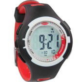 Ronstan Clear Start Sailing Watch - 40mm(1-9/16) - Red/Black