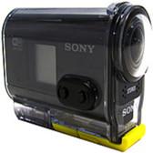 Sony HDR-AS20/B 11.9 Megapixels Action Camcorder - 1080p - microSD/SDHC/SDXC Card - f/2.8 Lens - NTSC/PAL - Black