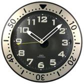 TIMEKEEPER 515BB 12 Round Chronograph Design Wall Clock