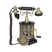Paramount 1893 Coffee Mill Nostalgic Vintage Style Telephone