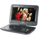 NAXA NPD1003 10 TFT/LCD Swivel-Screen Portable DVD Player