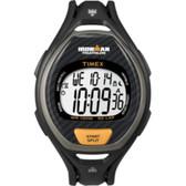 Timex Ironman 50 Lap Mens Digital Watch Black/Orange