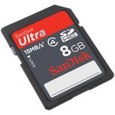 SANDISK SDSDU-008G-A46 Ultra(R) SDHC(TM) & SDXC(TM) Memory Card (8GB)