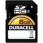 DURACELL DU-SD-8192-R 8GB Class 4 SDHC(TM) Card
