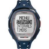 Timex Ironman Sleek 150 Unisex Watch - Blue