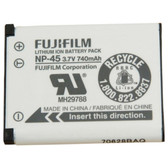 FUJIFILM 16437322 NP45S Li-Ion Rechargeable Battery