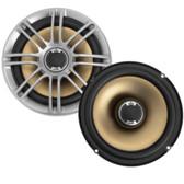 Polk Audio DB651 6.5 Coaxial Speakers - (Pair) Silver