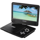 SYLVANIA SDVD1048 10 Portable DVD Player with 5-Hour Battery