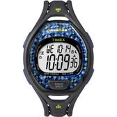 Timex IRONMAN Sleek 50 Full Size Watch - Blue/Gray