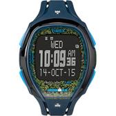 Timex IRONMAN Sleek 150 Unisex Watch - Blue/Lime