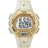Timex IRONMAN Rugged 30 Format Standard Watch - Gold/White