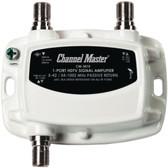 CHANNEL MASTER CM-3410 Ultra Mini Distribution Amp (1 Port)