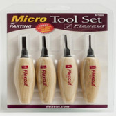 90 deg. Parting Micro Tool Set