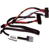 Lenovo Mini SAS To X2 SAS 650/600mm Combo Cable For Lenovo Thinkserver 00FC374 31060333