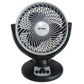 Optimus 8 Oscillating Turbo High Performance Air Circulator - F-7098-RB