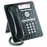 Avaya 700469851 1408 Digital Deskphone Digital Phone - LCD Monochrome Display - Black