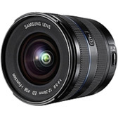 Samsung - 12 mm to 24 mm - f/4 - 5.6 - Ultra Wide Angle Zoom Lens for Samsung NX - 58 mm Attachment - 0.14x Magnification - 2x Optical Zoom - 2.5Diameter