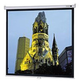 DA-Lite 36453 Model B Manual with CSR Projection Screen - 94.0 inches - Matte White
