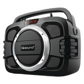Supersonic IQ-2400BT SoundBox Portable Bluetooth(R) Audio System