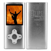Eclipse 180SL 4GB MP3 USB 2.0 Digital Music/Video Player & Voice Recorder w/1.8 LCD (Silver)