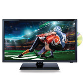 22 Class LED TV and DVD/Media Player