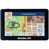 WorldNav 588060 WorldNav 5880 High-Resolution 5 Truck GPS Device