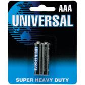 UPG D5931/D5331 Super Heavy-Duty Batteries (AAA; 2 pk)