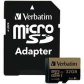 VERBATIM 44033 ProPlus 600X SDXC(TM) Card (32GB)