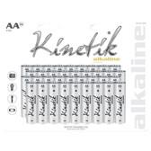 KINETIK 53335 Alkaline Batteries (AA, 36 pk)