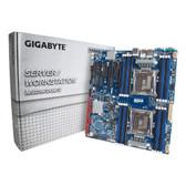 Gigabyte MD70-HB1 Intel Xeon E5-2600 V3/V4 Families Dual LGA 2011-3 DDR4 2xGbE E-ATX Motherboard