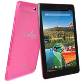 Envizen EVT10Q Quad-Core 1.2GHz 1GB 16GB 10.1 IPS Touchscreen 3G Tablet Android 4.4 w/Cams (Pink) (T-Mobile)