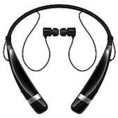 LG Electronics Tone Pro HBS-760-BLACK Bluetooth Wireless Stereo Headset - Black - HBS-760-BLACK
