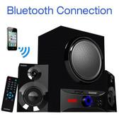 Boytone BT-209FD Wireless Bluetooth Main unit, Powerful Sound & Bass, 30 watt, excel