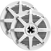 BOSS AUDIO MR52W 2-Way Full-Range Marine Speakers (5.25, White)