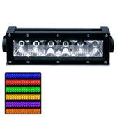 Rogue 4 Sigma Series 6 RGB Light Bar - Combo Beam - Black