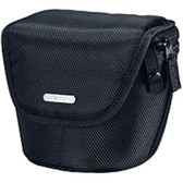 Canon PSC-4050 Carrying Case for Camera - Black - Nylon - Belt Loop