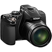 Nikon COOLPIX 26464 P530 16.1 Megapixels Digital Camera - 42x Optical/4x Digital Zoom - 3.0-inch LCD Display - 4.3-180 mm Lens - Black - 26464 - BVBVBVTFL-26464-REFURBISHED