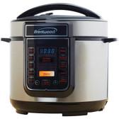 BRENTWOOD EPC-526 5-Quart Pressure Multicooker
